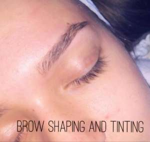 Brow Shaping and Tinting Rotterdam